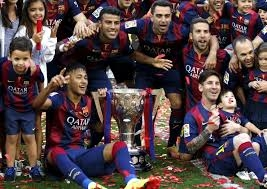 Barcelona Owns the Copa del Rey