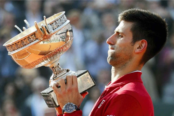 French Open Title Completes the DjokoSlam