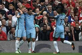 Manchester Derby Goes to the Sky Blues