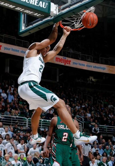The Miles Bridges Holiday Festival of Dunks