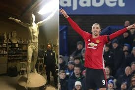 Old Trafford Gets the Zlatan Show
