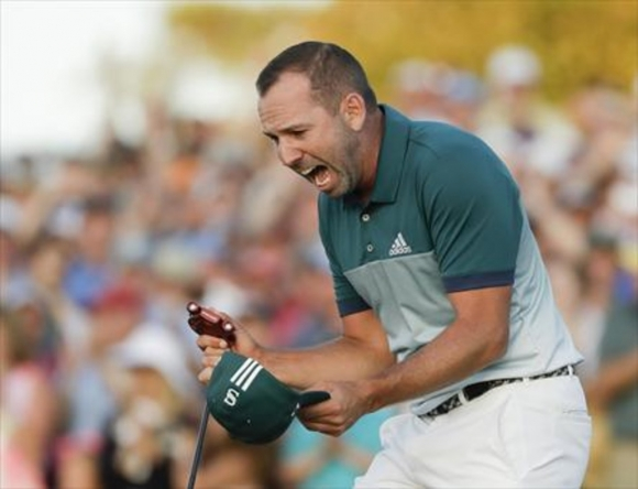 Sergio Wins the Masters in the Here and Now