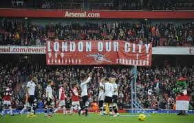 Arsenal Bests Spurs in North London Derby