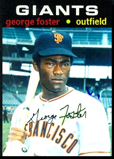 George Foster for Vern Geishert and Frank Duffy: Worst Trade in Giants History