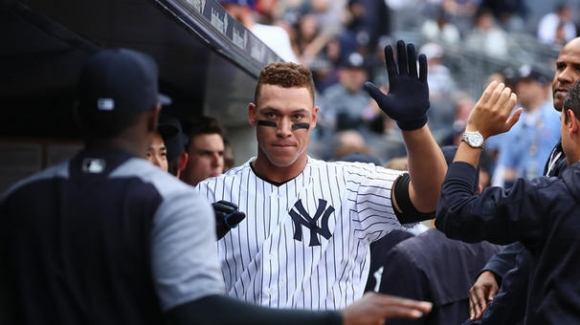 The Aaron Judge Freak Show Has Arrived