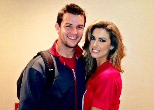 Report: McCarron Spent the Night with Blonde Model
