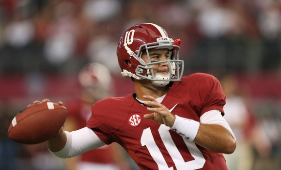 Bama's McCarron, Miami's Morris Shine at Manning Camp