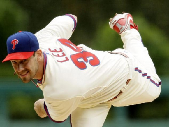 Cliff Lee on the Move Again?