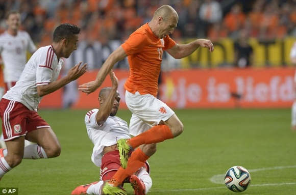 The Dutch Racked Up a Win before Euro-Chaos Ensued