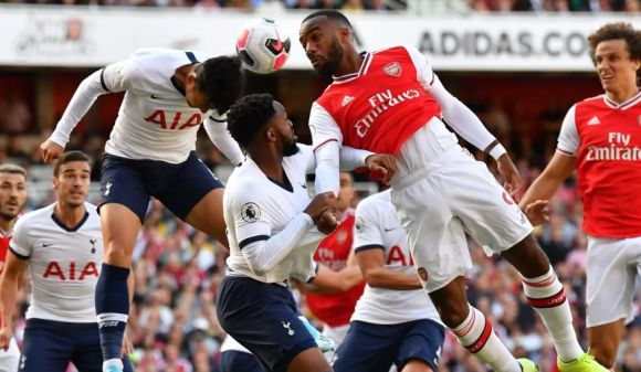 Gunners Overcome Chaos to Draw with Spurs