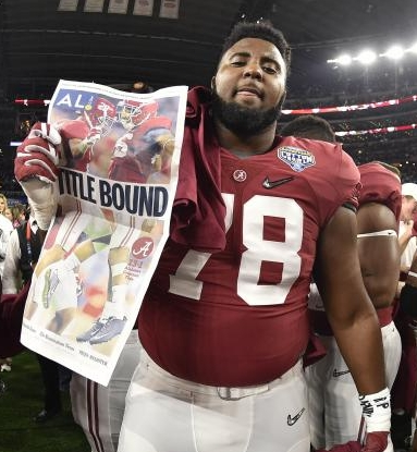 Alabama Advances: No If's or And's; Just Kicking Butts