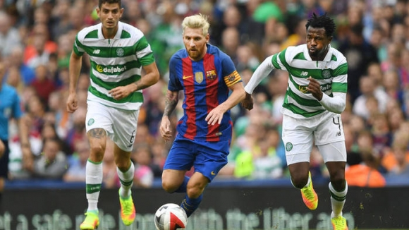 Barcelona Rips Celtic to Shreds