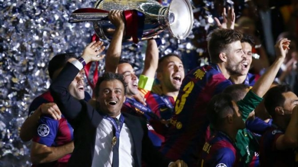 Champions Title Secures Barcelona's Treble