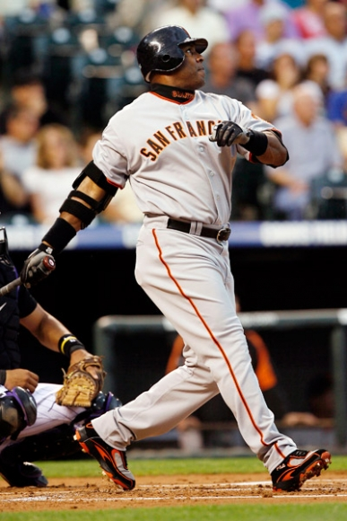 Bonds: Cabrera Is Great, but Not As Great As Me