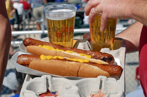 Bosox Tempt Taste Buds to Keep Turnstiles Whirring