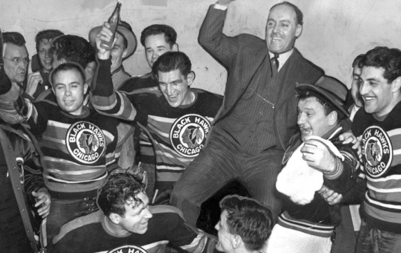 Blackhawks Want to Re-Visit that 1938 Feeling