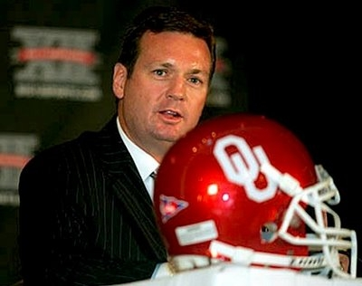 OU's Stoops Takes Shot at SEC