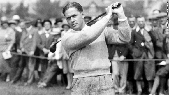 Spieth Keeps Channeling His Inner Bobby Jones