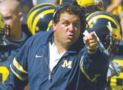 Michigan Head Coach Calls ND Chicken for Not Playing Them