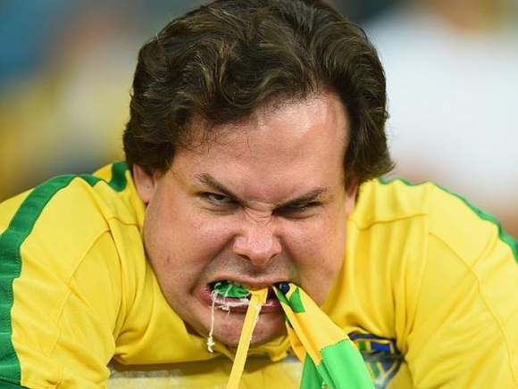 In a Game Neither Side Wanted to Play, Brazil Didn't Want to Play It More