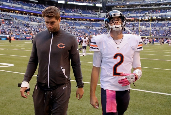 Bears QB Situation Muddled; Like Everything Else