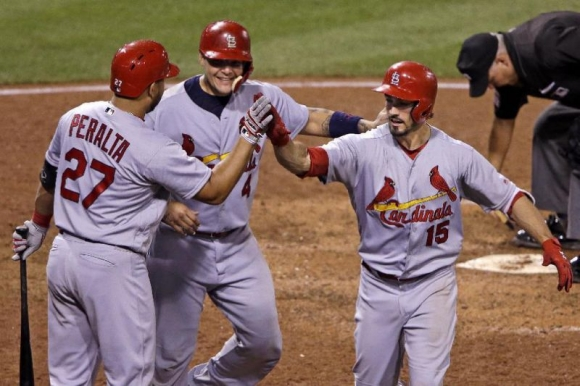 The Cardinals Did That 'One Strike Away' Thing Again