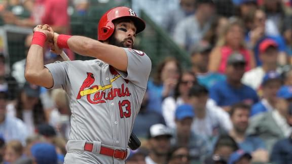 Carpenter's Clouts Continue Crazy Week for Cardinals