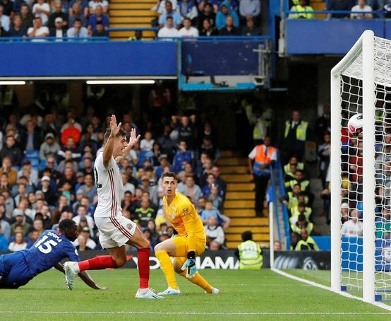 Sheffield United Takes a Point at Stamford Bridge