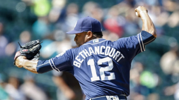 Christian Bethancourt Had an Interesting Opening Day