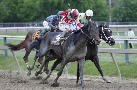 Cloud Computing's Preakness Dash Steals the Show