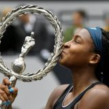 Coco Gauff Parlays Lucky Loser Break into First WTA Title