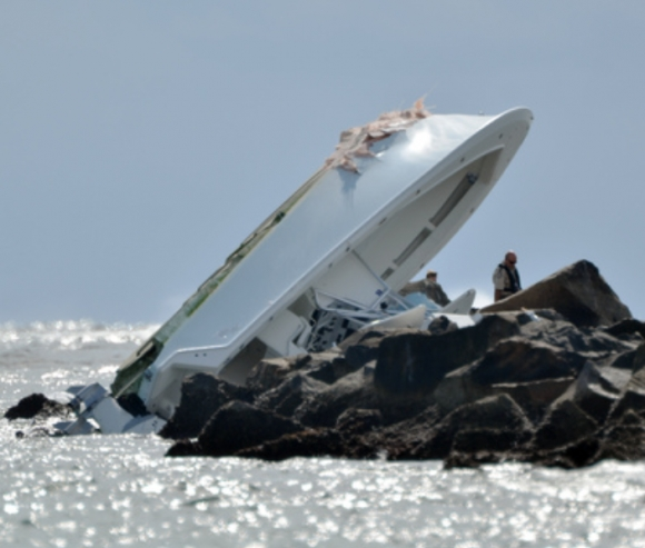 Marlins Ace Dies in High-Speed Boat Crash