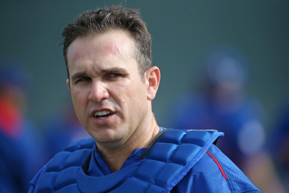 Miguel Montero Released by Cubs After Clubhouse Rant