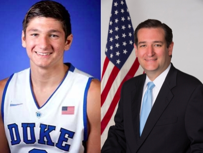 The Ted Cruz & Grayson Allen Meme Reaches New Level of Absurdity