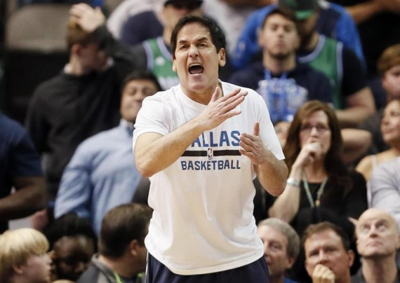 Mark Cuban Wants Harsher Discipline for Referees