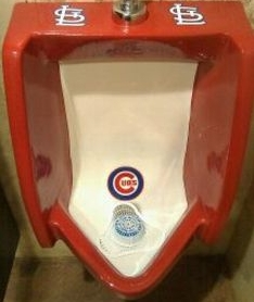 Because It's the Cubs: Spring Training Flush with Bathroom Bucks