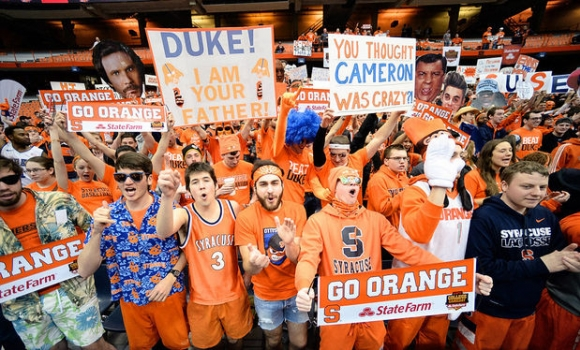 Syracuse and Duke Electrify the Carrier Dome