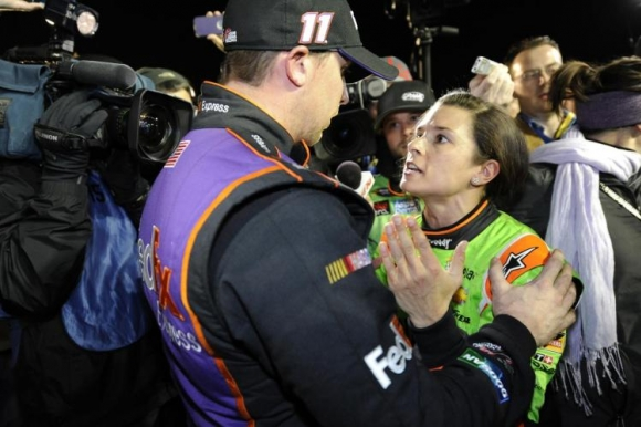Danica Patrick Is Fired Up Yet Again