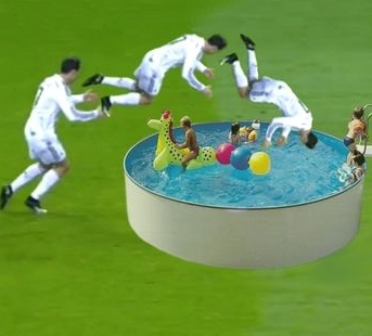 Best Divers in Football