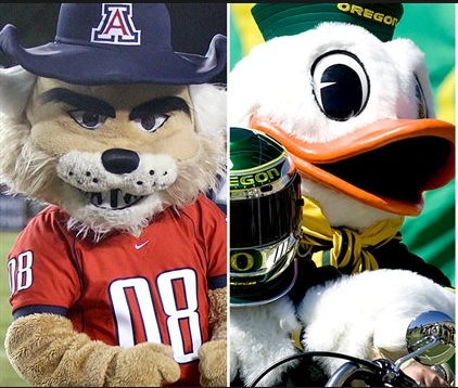 Finally! Pac-12 Teams Show They Know How to Dance