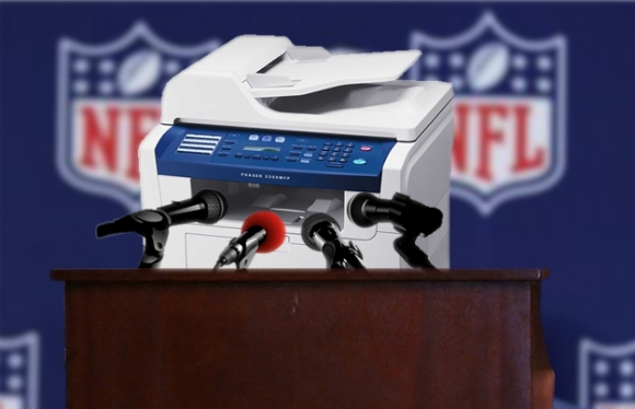 Denver Faxed Up; Dumervil Signs with Ravens