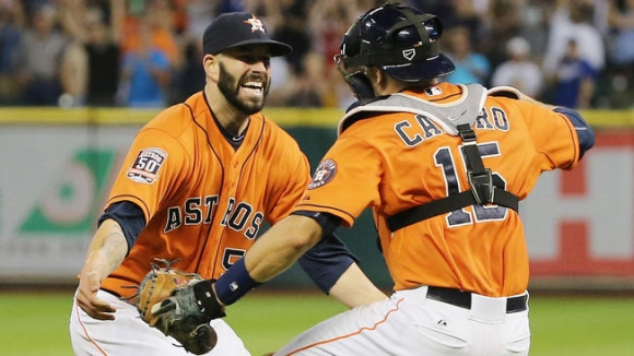 Astros' Late Trade-Deadline Pickup Hurls a No-No