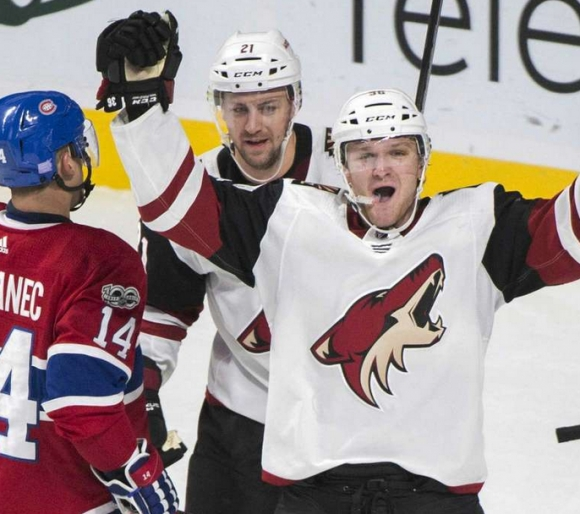 Coyotes Make History; Habs Help Them Break It