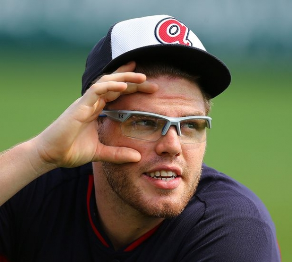 Freddie Freeman Doesn't Care for Miller Park