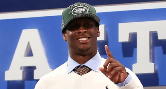 Geno Smith Cans Agents after Being Drafted by Jets