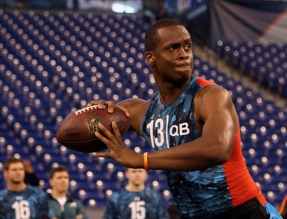 NFL Draft 2013: Geno Smith Ain't in Kansas Anymore, and He's Thankful
