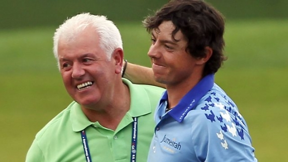Father Knows Best: McIlroy's Open Win Cashes Dad's 2004 Wager