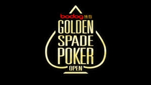 Bovada Introduces the Golden Spade Poker Open