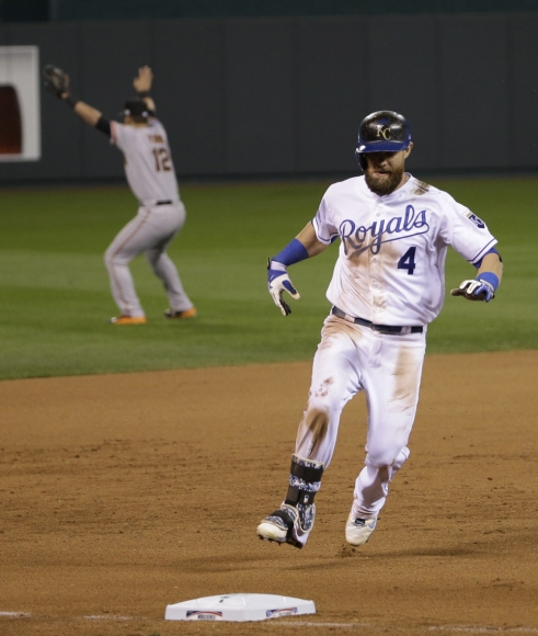 Royals Series Dreamers: No Way Gordon Scores