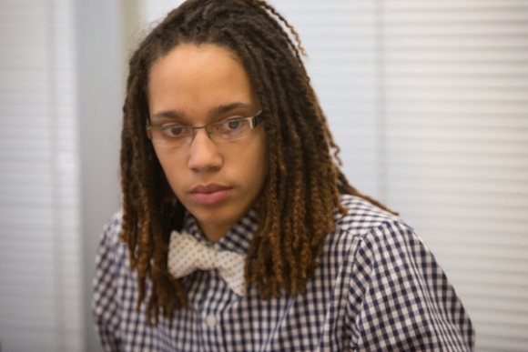 Griner: Baylor Told Me to Stay in the Closet